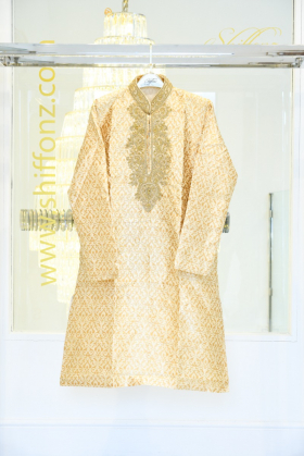 Banarsi gold mens wear