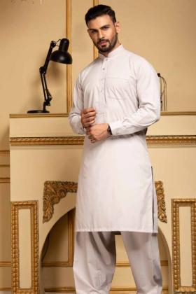 Mens plain shalwar kameez
